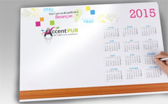 impression calendriers